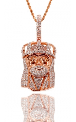 JESUS HEAD WITH (ICED CROWN) product image