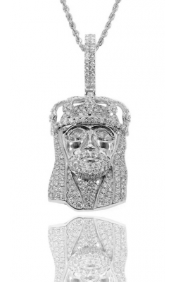 JESUS HEAD WITH ( ICED CROWN ) product image