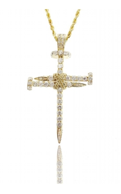 NAIL CROSS PENDANT product image
