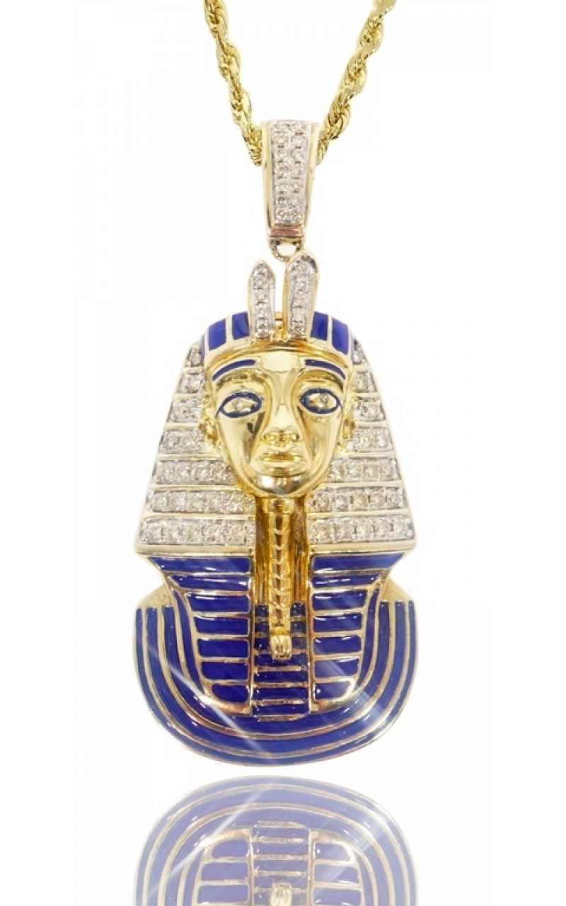 Highline custom pendants 110898 iced pharaoh piece mozeypictures Image collections