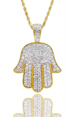FULLY ICED HAMSA PIECE product image
