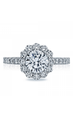 HALO DIAMOND ENGAGEMENT RING (1.50CT) product image