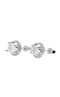 SOLITAIRE DIAMOND EARRING product image