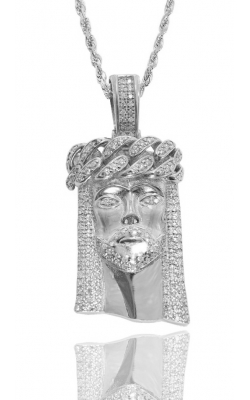 FULLY ICED JESUS PIECE product image
