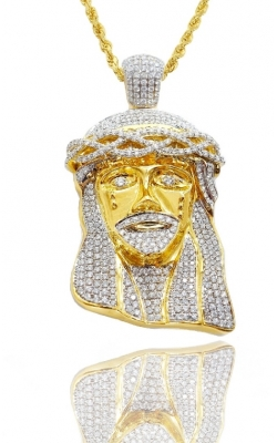 ICED OUT JESUS HEAD product image