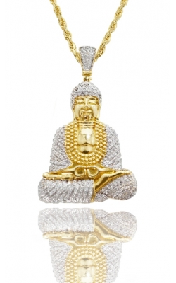 ICED OUT BUDDHA PIECE product image
