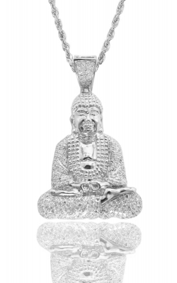 ICED OUT LAUGHING BUDDHA  product image