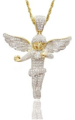 ICED OUT ANGEL PEND product image