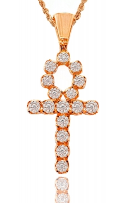 ICED ANKH PIECE product image