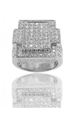 MEN'S DIAMOND RING (FULLY ICED) product image