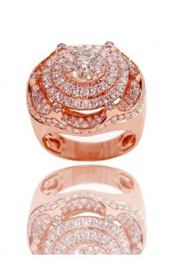 FLOWER DIAMOND RING ( ICED ) product image