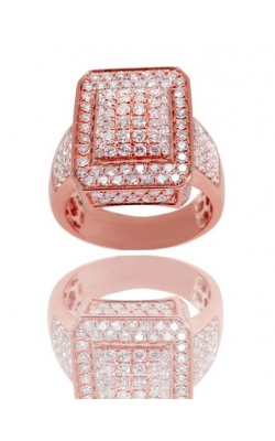 PAVE MEN DIAMOND RING product image