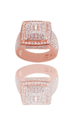 DIAMOND PAVE MEN'S RING product image