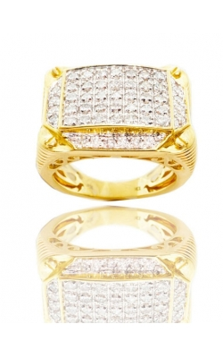 MEN'S FASHION DIAMOND RING product image