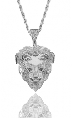 BABY LION PIECE (FULLY ICED) product image