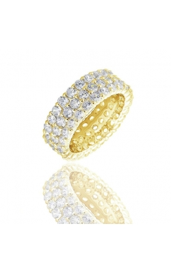 JORDAN ETERNITY RING (3-ROW) product image