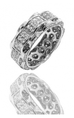 CLUSTER ETERNITY DIAMOND RING product image