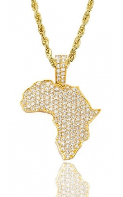 DIAMOND AFRICA PENDANT  product image