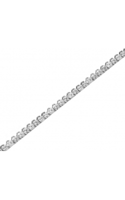 ROUND EXCELLENT-CUT DIAMOND NECKLACE (4MM) product image