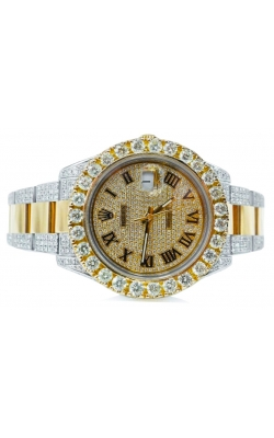 FULLY ICED ROLEX WATCH product image