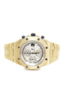 PREOWNED AUDEMARS PIGUET YELLOW GOLD ROYAL OAK OFFSHORE 42MM product image