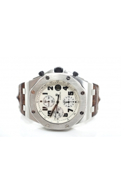PREOWNED AUDEMARS PIGUET WHITE GOLD ROYAL OAK  42MM product image