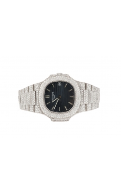 PATEK PHILIPPE 40MM CUSTOM FULL ICED OUT DIAMONDS   product image