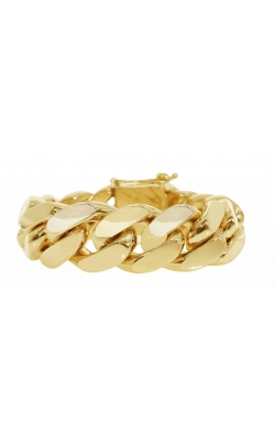 CUBAN GOLD BRACELET product image