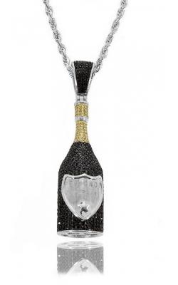 CUSTOM FULLY DIAMOND (WINE BOTTLE) product image
