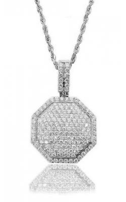 CUSTOM OCTAGON (FULLY DIAMOND) product image