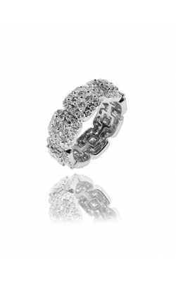 DIAMOND ETERNITY RING (FULLY ICED) product image