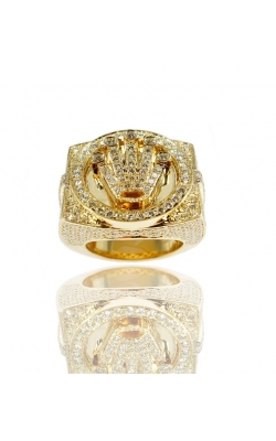 ROLEX DIAMOND RING  ( FULLY ICED ) product image