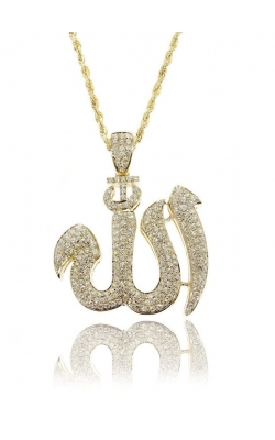 ALLAH PIECE (FULLY ICED) product image