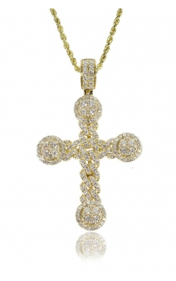 Custom cross jewelry online diamond cross necklace for Highline custom jewelry ig