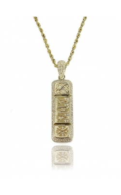 XANAX PENDANT (PARTIALLY ICED) product image