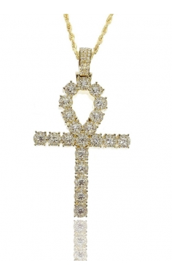 DIAMOND ANKH (FULLY ICED) product image
