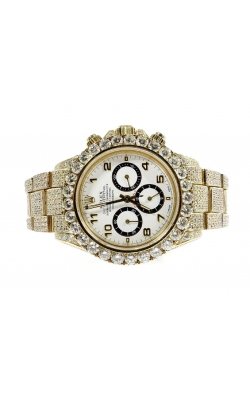 COSMOGRAPH DAYTONA DIAMOND ROLEX WATCH product image