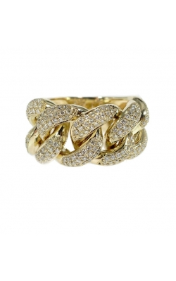 CUBAN DIAMOND RING  product image