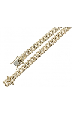 BULLET GOLD CHAIN (8.08MM) product image