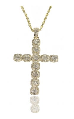 DIAMOND CROSS PENDANT product image