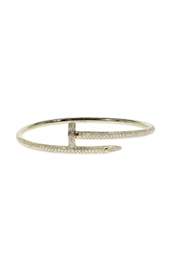 DIAMOND NAIL BANGLE product image