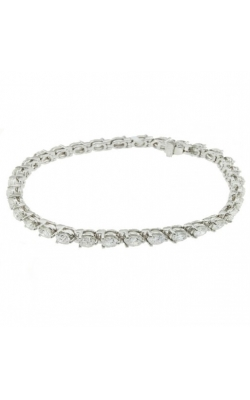 LADIES DIAMOND TENNIS BRACELET  product image