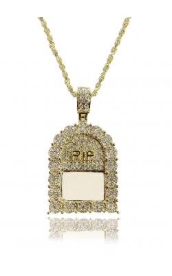 DIAMOND TOMB STONE (MEMORY PENDANT) product image