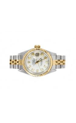 PRE LADIES 2 TONE ROLEX WATCH  product image