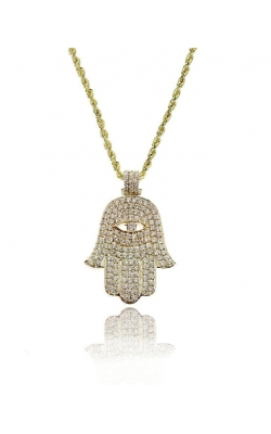 HAMSA PIECE (FULLY ICED) product image