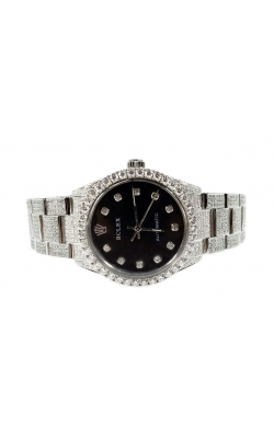 FULLY ICED OUT ROLEX WATCH product image