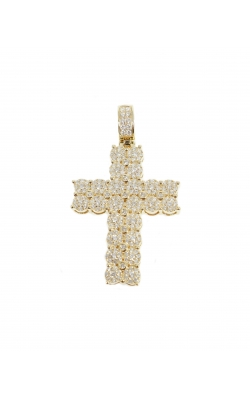 DIAMOND CROSS 2 ROWS product image