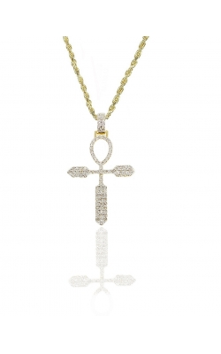 Diamond Ankh pendant product image
