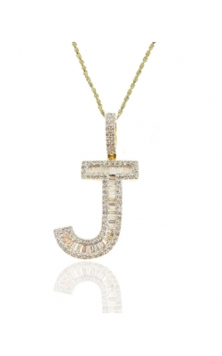 Diamond Initial J product image