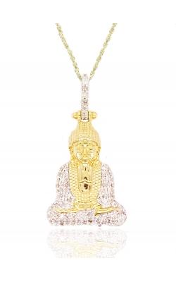 DIAMOND BUDDHA PENDANT  product image